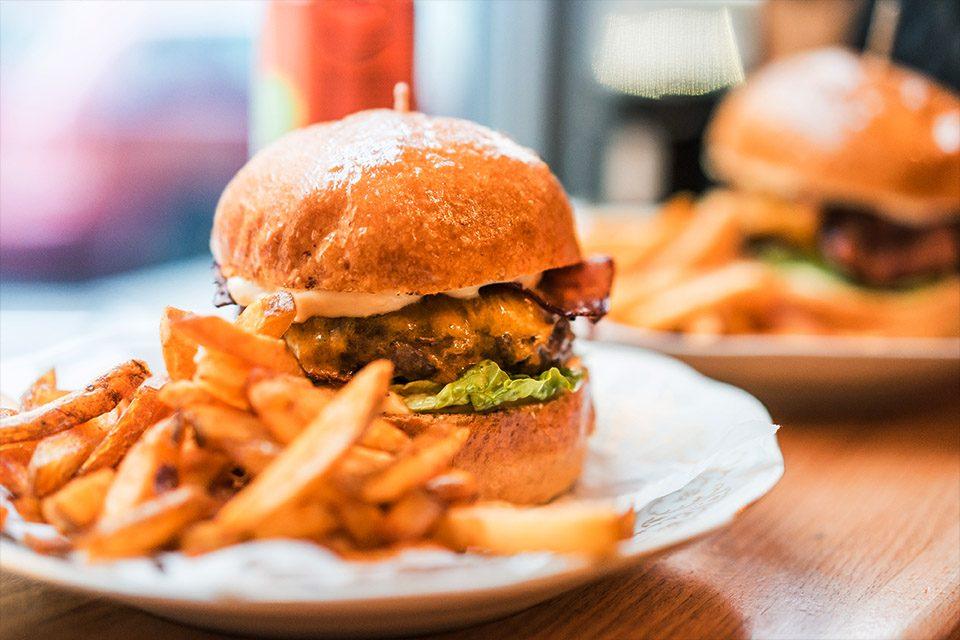Burgerový víkend