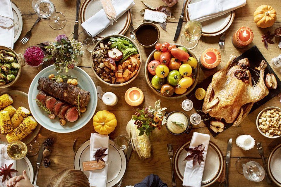 Podzimní menu v restauraci Patron